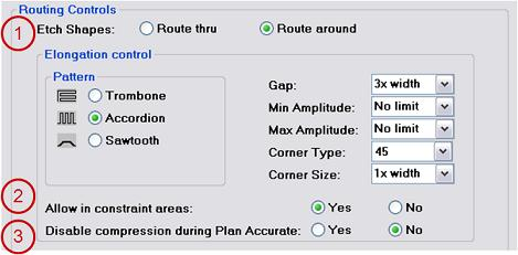 Allegro Global Route Environment GUI