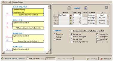 LeCroy Advanced Trigger Mode Software