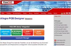 FlowCAD Neue Webseite