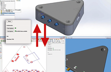 SOLIDWORKS OrCAD Interface