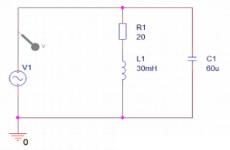 Blindleistungskompensation eines Wechselstrommotors