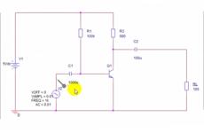 Transistor Emitterschaltung