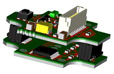 NEXTRA Multi Board PCB Design