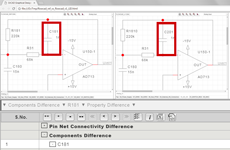 OrCAD Capture Design Differences
