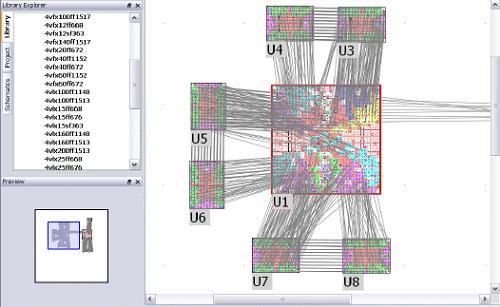 Allegro FPGA System Planner Option