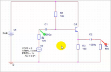 Transistor als Impedanzwandler