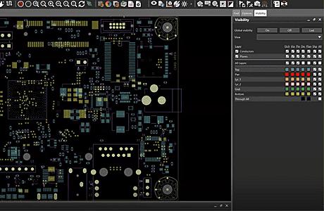 PCB Editor Verbesserungen