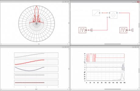 Visual System Simulator