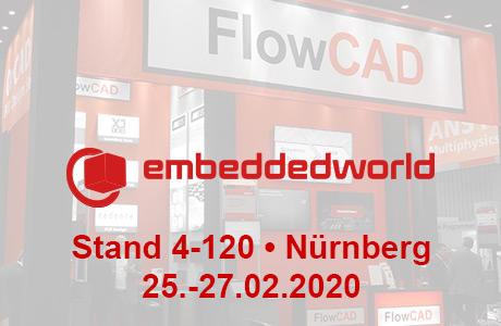 FlowCAD at embedded world