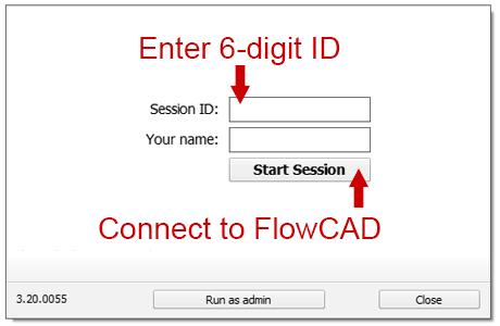 Fastviewer-Start