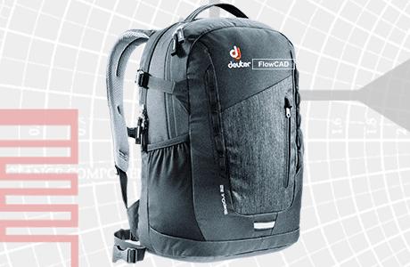 FlowCAD Backpack