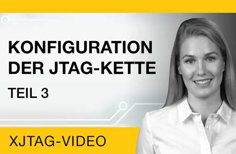 Konfiguration der JTAG-Kette, Teil 3 - Test-Reset-Sequenzen