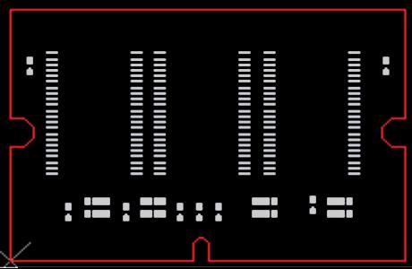 WISE VisualCAM Stencil
