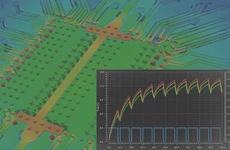 Celsius Thermal Simulation