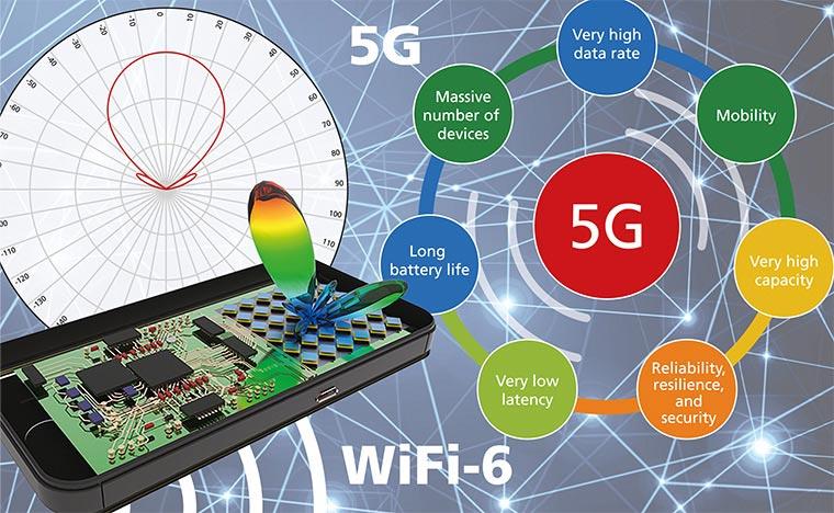 PCB Design für 5G