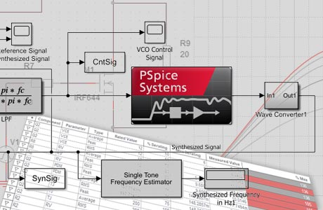 Allegro PSpice System