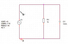 Kondensator als Phasenverschiebung