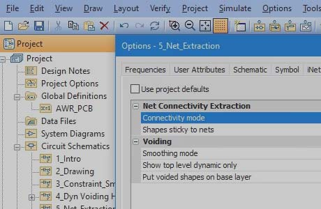 Net Connectivity Extraction