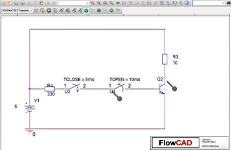 Bipolarer Transistor als Schalter